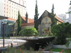 Capela do Hospital Santa Catarina que é uma entidade privada situada na avenida Paulista, na cidade de São Paulo, SP, Brasil. Foi fundado em 1906