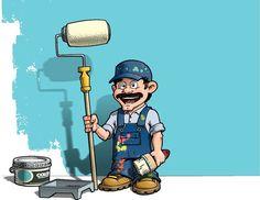 Handyman Painter Pic