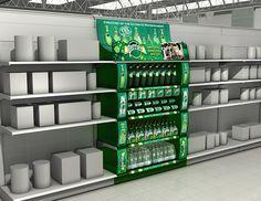 Display and Packaging 3D Renderings Gallery on Behance