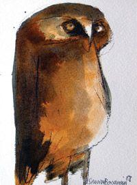 Rajee Sood: the bird paintings of Shuvaprasanna Bhattacharya ...