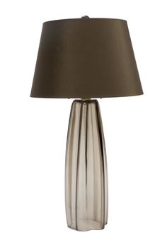 Margot Lamp shown in Satin Sepia