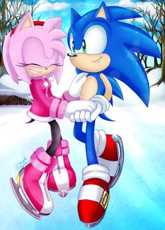Parabens Ana! yay! Your awesome and I love you XD I hope you have a wonderful day and I wish you the very best! xx As much as I LOVE SonAmy! I noticed I never really draw them kiss...