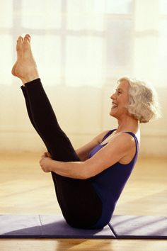 Yoga, pilates and strengthening exercises help improve your balance at any age