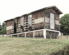 Museum Ornithologique des Hauts de Bonaguil / Pascale de Redon