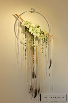 Floral Design by Stacey Carlton AIFD. Dreamcatcher // 2014