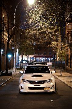 So beautiful Subaru Impreza