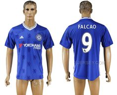 http://www.xjersey.com/201617-chelsea-9-falcao-home-thailand-soccer-jersey.html 2016-17 CHELSEA 9 FALCAO HOME THAILAND SOCCER JERSEY Only 33.11€ , Free Shipping!
