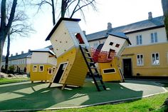 19 Playgrounds that Prove Architecture Isn't Just for Adults,© MONSTRUM