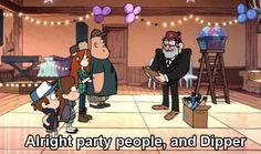 grunkle stan why you ackin so cray cray | Tumblr
