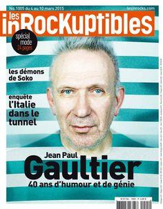 Les Inrockuptibles - N° 1005 - Mercredi 4 Mars 2015