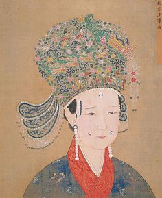 indigodreams:  Song Dynasty Empress of Qinzong