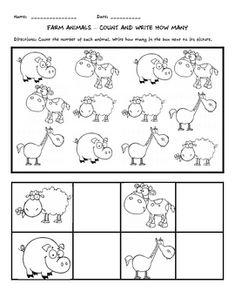 Resultado de imagen para farm animals in the farm