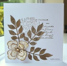 Kath's Blog......diary of the everyday life of a crafter: 2011 in Cards