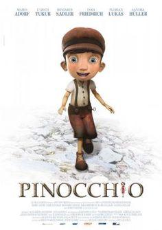 """""""Pinocho y su amiga Coco"""" Geppetto es un anciano solitario que un día crea una marioneta de madera a la que pone el nombre de Pinocho. Sus deseos de que se convierta en un niño de verdad se harán realidad gracias a la ayuda del Hada Azul, aunque Pinocho seguirá teniendo cuerpo de madera. A pesar de que cuenta con Pepito Grillo como guía, pronto atraerá un montón de problemas por desobedecer sus consejos. Se verá obligado a escapar de la casa de su padre....  Signatura: INF CINE pin"""