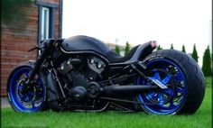 Awesome custom bike Harley-Davidson Night Rod Performance by Fredy #motorcycles #custom #custombike #bike #motorbike #moto #tuned #performance #cycle #caferacer #harley #harleydavidson #vrod #muscle #nightrod #special