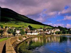 Carlingford, Cooley Peninsula, County Louth, Ireland
