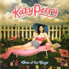 Katy Pery - One Of The Boys
