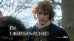 #Obsessanached with Jamie Fraser