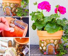 How To Make An Easy And Inexpensive Fairy Garden | The WHOot