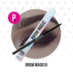 It's magic for brows. In store now $29 Natural Makeup Looks, Natural Looks, Skin Makeup, Beauty Makeup, Makeup List, Everyday Makeup, Brows, Magic, Cosmetics