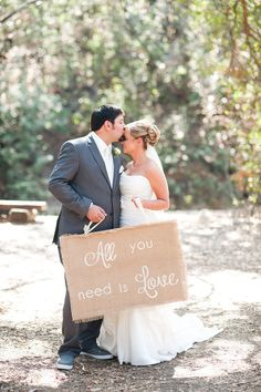 Burlap Wedding Keg Covers Great Idea