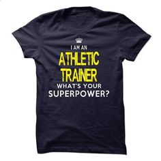 Im A/AN ATHLETIC TRAINER - #sweatshirt outfit #sweater for fall. CHECK PRICE => https://www.sunfrog.com/LifeStyle/Im-AAN-ATHLETIC-TRAINER-18400646-Guys.html?68278