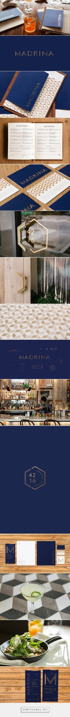 Madrina Restaurant Branding by Mast | Fivestar Branding – Design and Branding Agency & Inspiration Gallery: