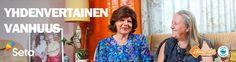 Yhdenvertainen vanhuus II on Setan, Mummolaakso ry:n ja Suomen Karhut Fin-Bears ry:n projekti, joka kouluttaa ja tiedottaa vanhuspalveluissa työskenteleviä, alaa opiskelevia ja kanssaikääntyviä seksuaalisen suuntautumisen ja sukupuolen moninaisuudesta.