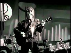 """Roy Orbison - """"Blue Bayou"""" from Black and White Night, Anna's compliment from a fan saying she reminds him of Roy Orbison"""