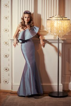 Papilio Fashion House Saturated with bright shades and various silhouettes, the Allure collection with brilliance reflects all the latest trends in evening fashion. Clear sculptural lines, harmonious luxurious embroidery, perfect fit, high-quality material are the main characteristics of the model range of our new collection. The Allure, Bridesmaid Dresses, Wedding Dresses, Silhouettes, Perfect Fit, Latest Trends, Shades, Range, Bright