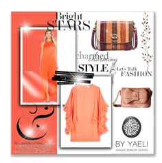 """""""orange long"""" by gadinarmada-1 ❤ liked on Polyvore featuring WYLDR, Paul & Joe, Tory Burch, Vivienne Westwood and Pier 1 Imports"""
