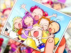 Magical Doremi #summertime Pretty Cure, Totoro, Ojamajo Doremi, Cartoon Shows, Magical Girl, Shoujo, Potpourri, Ghibli, My Childhood