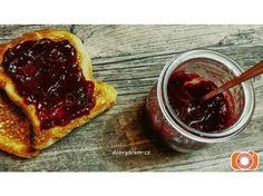 švestkový džem se skořicí