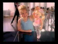 My Pretty Ballerina by Tyco Commercial Ballerina Doll Spice Girls Dolls, Girl Dolls, Childrens Dolls, Pretty Ballerinas, Ballerina Doll, We Are Young, Childhood Memories, American Girl, Nostalgia