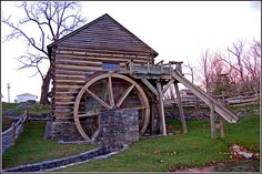 The two and half-story mill at the Walnut Grove Farm was built around 1800. The mill operated up to the late 1800s before ceasing operations. In the 1930s, the mill was renovated and restored to working conditon, before going idle again shortly afterwards.  In 1997, the mill was rehabilitated to operational condition. The farm was donated to Virginia Polytechnical Institute and State University and is home to the Shenandoah Valley Agricultural Research and Extension Center. In 2011, the mill…