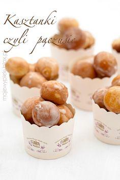 Glazed Donut Holes with Rum