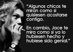 Image in Quotes collection by Ally Tabares on We Heart It Mortal Instruments Jace, Jace Lightwood, Shadow Hunters, Just Friends, Look At You, The Dreamers, Find Image, Einstein, We Heart It