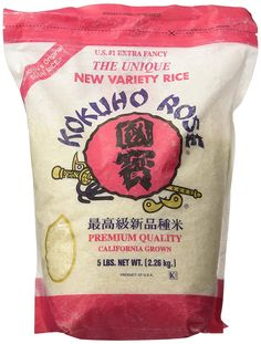 KOKUHO RICE SUSHI, 5 LB -- Continue to the product at the image link.
