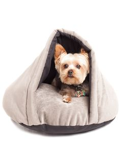 Gray Eskimo Pet Bed