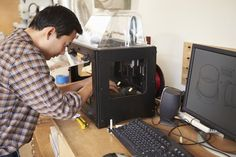 """When I first discovered 3D printing several years ago, I instantly knew it was magical. My mind was blown by the technology: an almost infinite amount of shapes can be """"grown,"""" layer by layer, just by using a printer.<em>This is going to be disruptive</em>, I knew. It would empower entrepreneurs, freeing ..."""