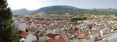 Villanueva del Trabuco, #Andalucía