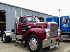 Old Mack Trucks, Big Rig Trucks, Dump Trucks, New Trucks, Custom Trucks, Cool Trucks, Pickup Trucks, Dually Trucks, Lifted Trucks