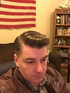 Slick Hairstyles, Classic Hairstyles, Great Hairstyles, Professional Hairstyles, Male Hairstyles, Very Short Haircuts, Cool Haircuts, Haircuts For Men, Men's Haircuts