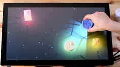 Object Interaction with Touchscreens on Vimeo Programming, Tech, Computer Programming, Technology, Coding