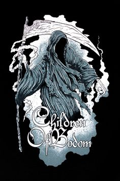 Children Of Bodom! Saw them live sometime in 2007. It was the first band I have seen live