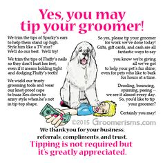 Are You Supposed To Tip For Dog Grooming