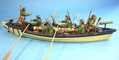 John-Jenkins-WHRR-01-WHALEBOAT-with-Rogers-Rangers-6-Figures-1-Boat-20pc