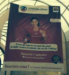 Équipe ALILOUNIE (Numéro de dossard 22135) #LaMondevillaise