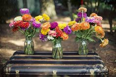 Check out this colorfully enchanting Outer Banks wedding! http://www.elanvacations.com/