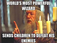Why I'm not a Harry Potter fan.